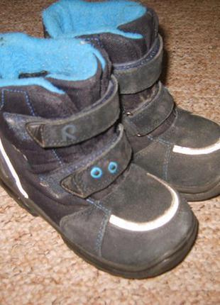 Зимние ботинки reima р.25