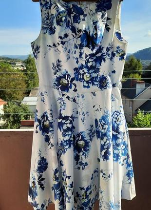 Шикарное платье с юбкой солнце closed