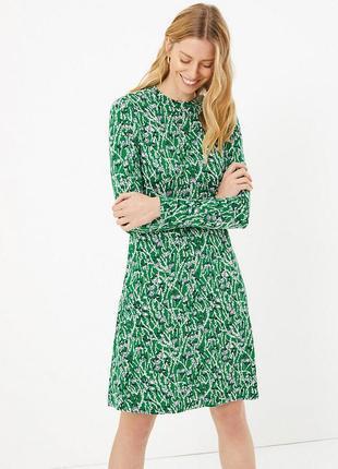 Платье миди сукня marks&spencer очень красивое платье