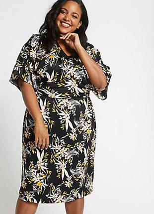 Платье  marks & spencer 24-26-28-30 размер