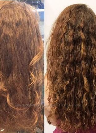 The inkey list chia seed curl defining hair treatment - cредство для ухода за волосами3 фото