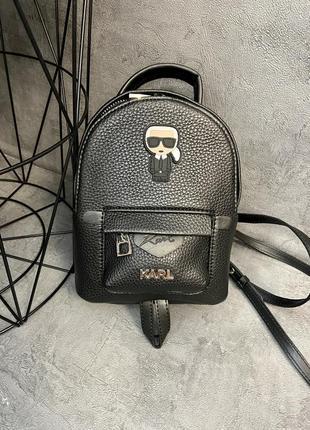 Стильный и удобный мини рюкзак