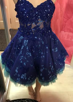 Новое платье с amazon от jovani