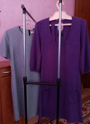 Трикотажные платья туники.