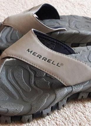 """""""merrell"""" шлепанцы."""