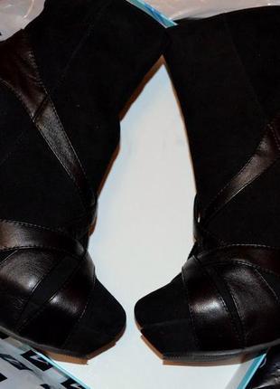 Стильні черевички із натуральної замші