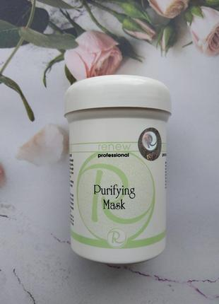 Renew purifying mask