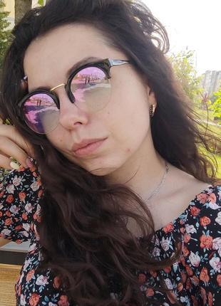 Имиджевые очки с защитой от солнца и монитора / іміджеві окуляри / uv400