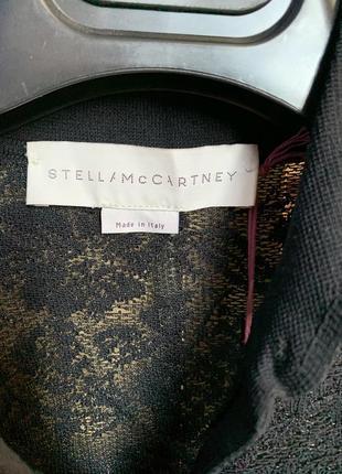 Черное поло stella mccartney