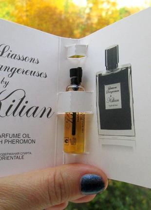 Kilian liaisons dangereuses oil 5 ml original mini масло книжка