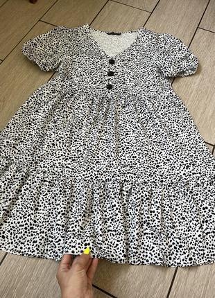 Воздушное платье shein
