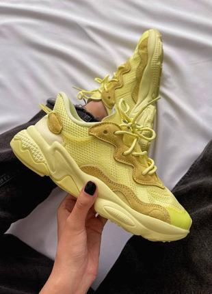 Adidas ozweego yellow
