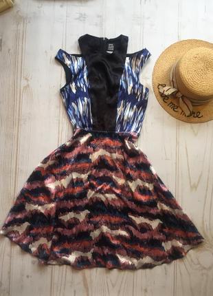 Приталиное платье от river island & julia j smith