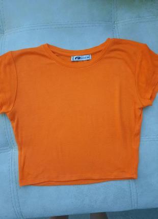 Яркий кроп топ fb sister под мом футболка майка !