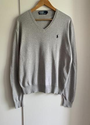 Джемпер свитер polo ralph lauren оригинал