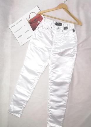 Белые брюки штаны versace новые оригинальные