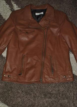 Шкіряна куртка bata