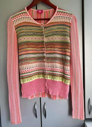 Итальянский свитер джемпер oilily