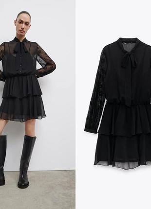 Платье женское  оригинал зара zara