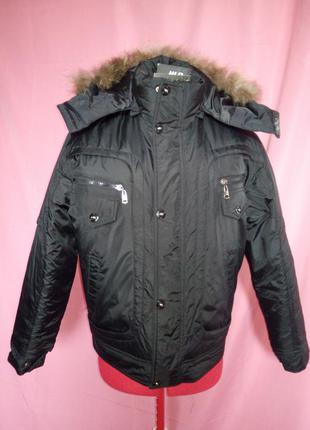 Шикарнючие теплые куртки на подростков 4 размера : 38,40,42,44