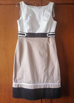 Платье футляр офисное р.12