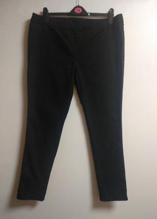 Актуальные базовые джеггинсы джинсы 18/52-54 размера