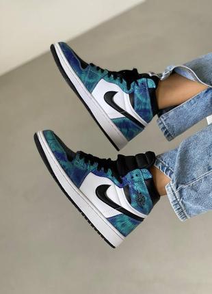 Nike air jordan retro 1 кроссовки