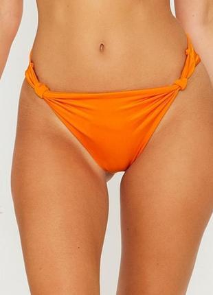 Оранжевые бикини