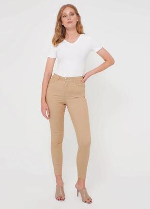 Новые стильные джинсы skinni mom ❤️момы