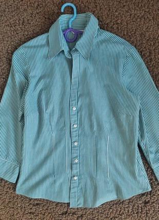 Блузка блуза укороченный рукав