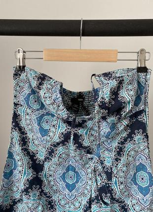 Лёгкое платье на лето от h&m!
