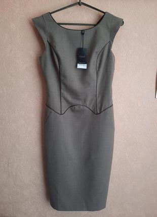 1+1=3 элегантное платье карандаш