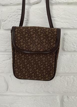Стильная сумка dkny