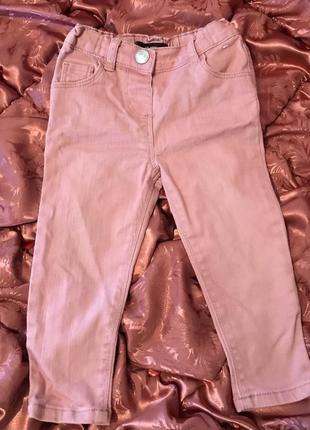 4 пары джинс