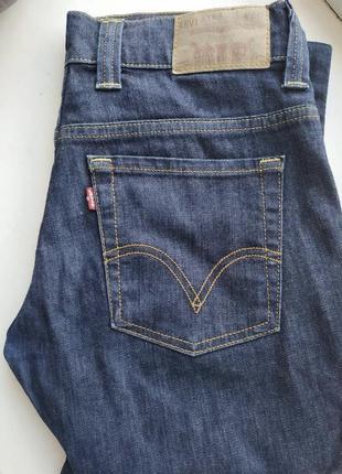 Levi's джинси стан нові 28/30 стрейч оригінал