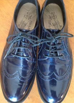 Новые немецкие туфли оксфорды sun & shadow 43 (28.5)