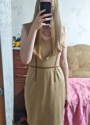 Платье от ostin