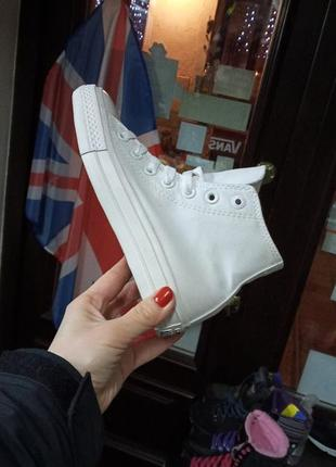 Розкішні converse кеди кросівки білі унісекс стильний львів
