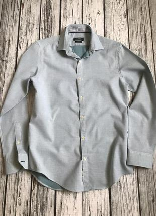 """Класнючая мужская рубашка """"zara  """"."""