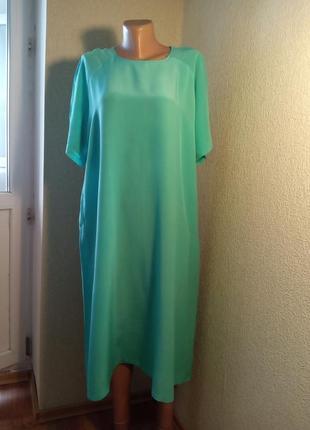 Платье шёлк yessica