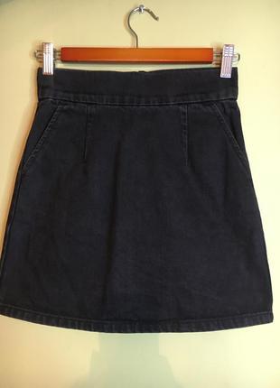 🌞1+1=3 на весь товар🌺 юбка джинсовая