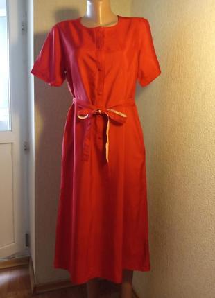 Платье шёлк kt