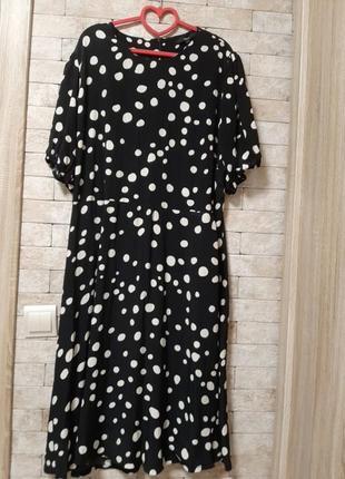 Платье 👕 из вискозы