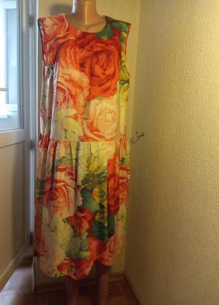 Платье шёлк art of silk
