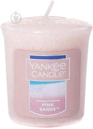 Ароматная фирменная свеча yankee candles
