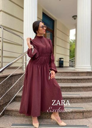 Нарядное вечернее платье zara xs-s. эксклюзив!