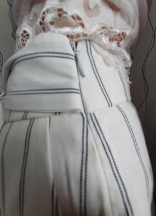 Белые шорты3 фото