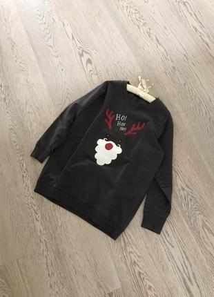 Домашний свитерок h&m.