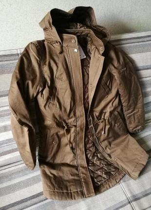 Куртка курточка парка пальто плащ