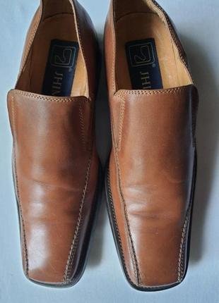Качественные туфли полностью мягкая натуральная кожа 41 р